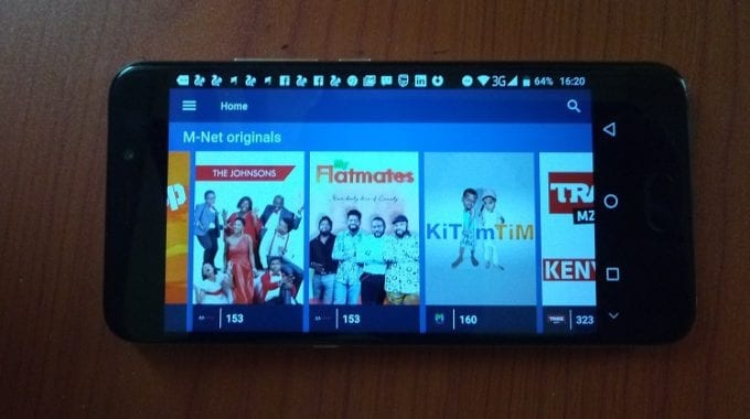 DSTV Now – Stream Movies, TV Shows on Mobile Devices
