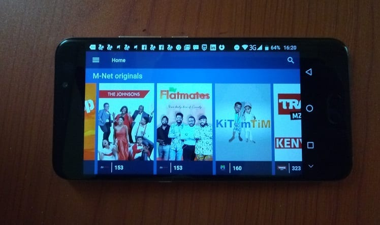 DSTV Now - Stream Movies, TV Shows on Mobile Devices - Nigeria