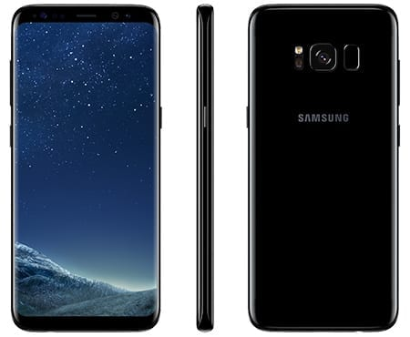 Galaxy S8 Cell Phone