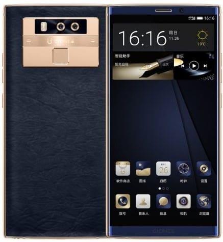 Gionee M7 Plus Smartphone