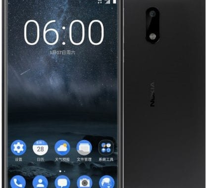 Nokia 6 (2018) Specs and Price
