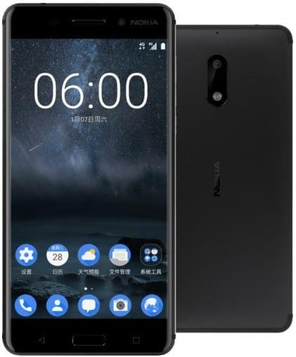 Nokia 6.1 Nokia 6 (2018)