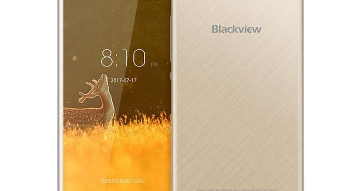 Blackview A7 Specs and Price