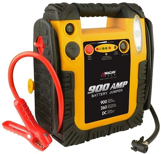 Portable Jump Starter Kit - Car Gadgets