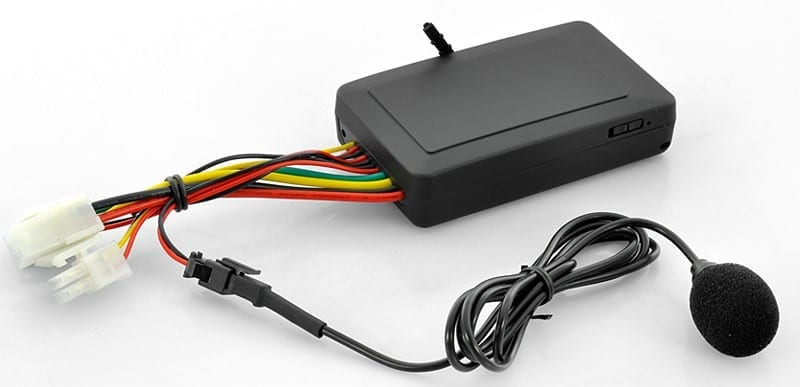 Realtime Car GPS Tracker