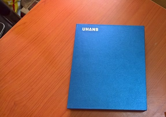 Uhans Max 2 Box - Blue