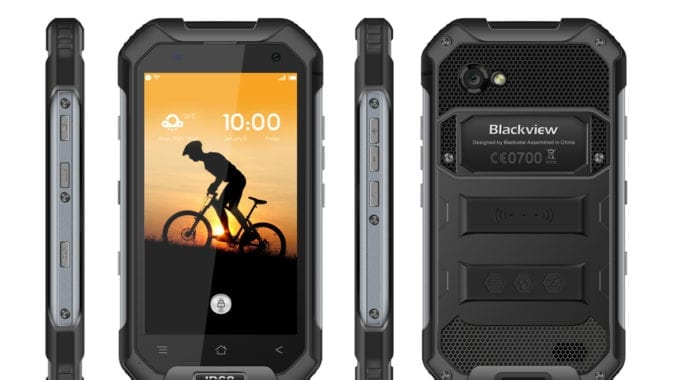 Blackview BV6000s Specs and Price