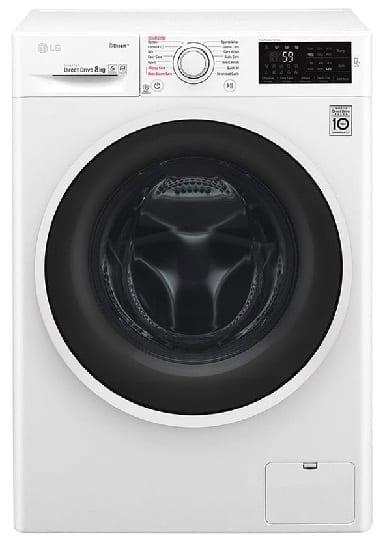 LG F4J6TMP0W Washer