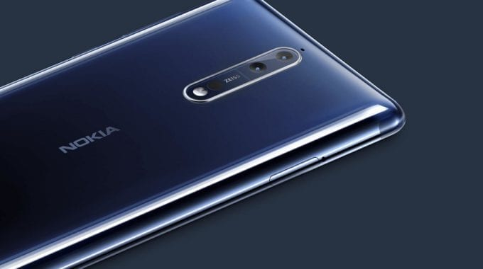 Why the New Nokia 8 smartphone on Android is the Perfect Gift this Valentine Season
