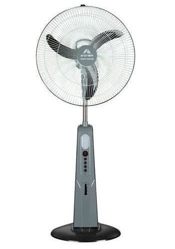 18-inch Andrakk Rechargeable Fan
