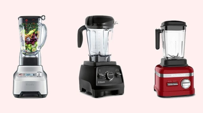 5 Best Kitchen Blenders on the Market in 2018