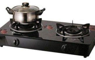 Binatone Gas Cooker SSGC-0002