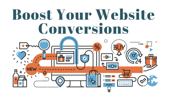 How to Boost your Website Conversions via Improving Visitor Engagement