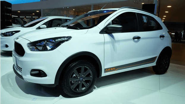 Ford Figo Cross (Freestyle)