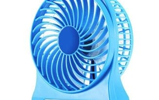 Generic Rechargable Fan 12""
