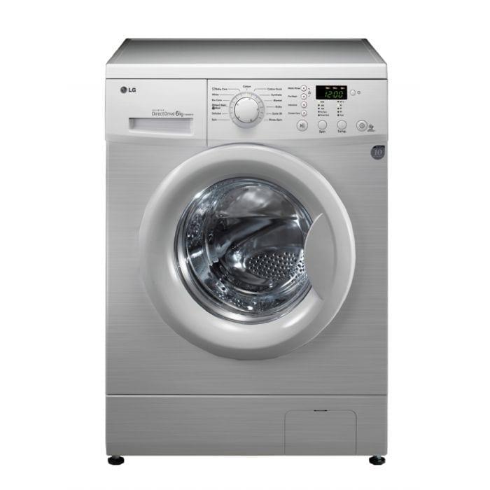 LG Automatic Front Load Washing Machine WM10C3Q