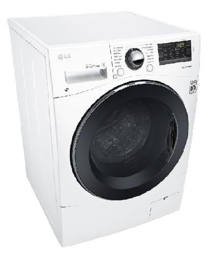 LG WM3488HW Front Load Washing Machine