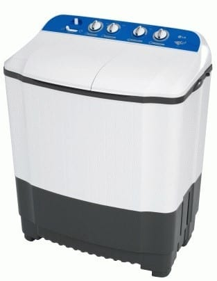 LG WM-750R Twin Tub Washing Machine