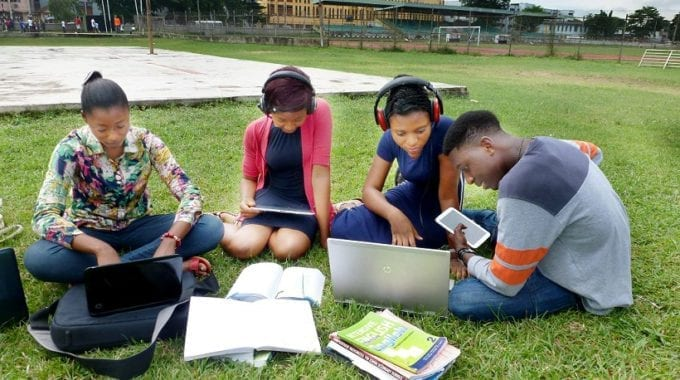 Mobile Class Academy brings succour to Nigerian Secondary School Students