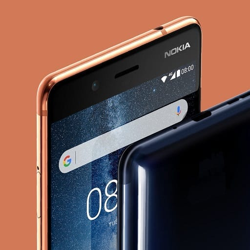 Nokia 8 for Valentine