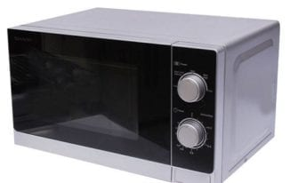 Sharp Microwave Oven (R-20CT-S)