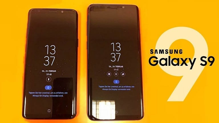 Customize Your Samsung Galaxy S9's Always On Display