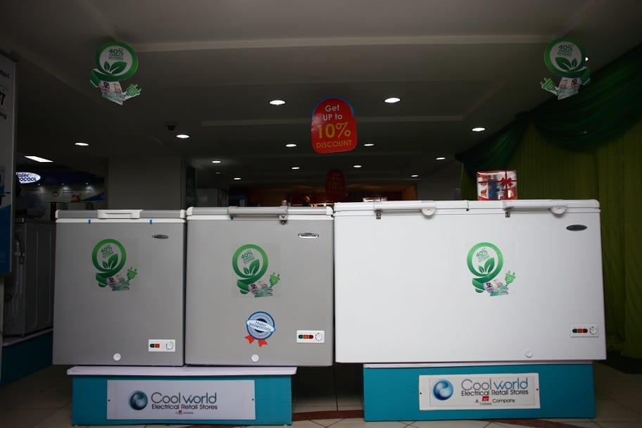 Haier Thermocool Energy Saving Freezers