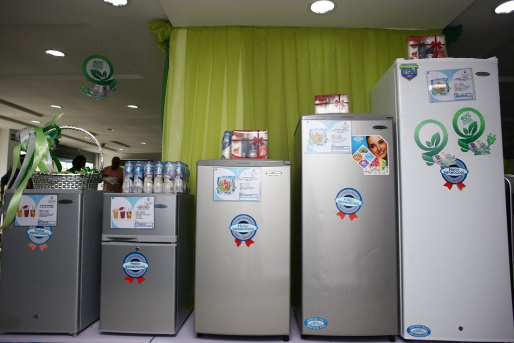 Haier Thermocool Energy Saving Refrigerators