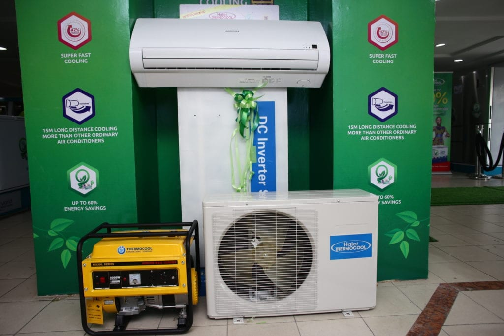 Haier Thermocool Energy Saving Air Conditioners