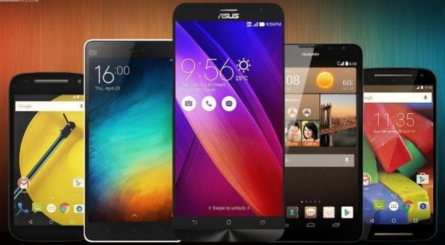 Best Android Phones under 40,000 Naira