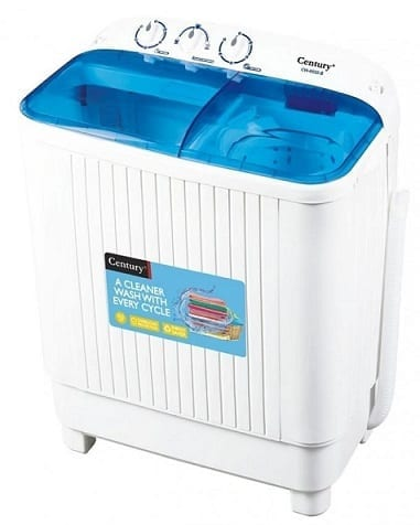 Century 6kg Twin Tub Washing Machines