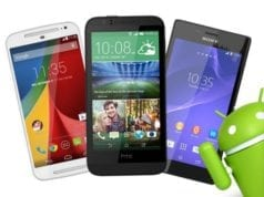 7 Best Android Phones Under #20,000 naira