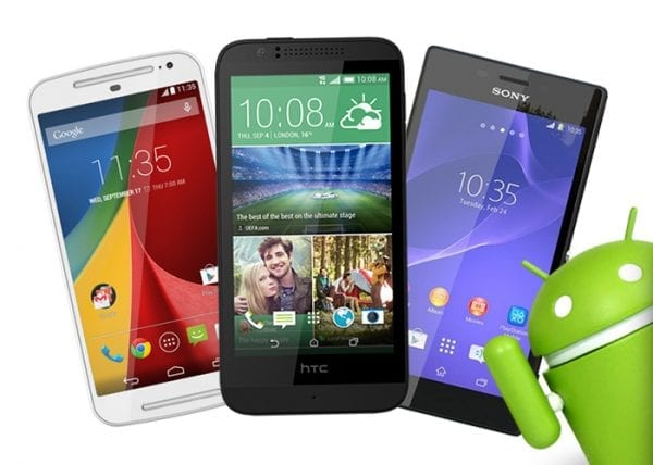 Best Android Phones under 20,000 Naira