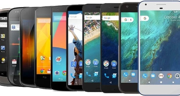 Best Android Phones Under 10,000 Ksh in Kenya