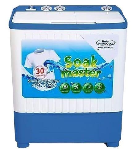 Haier Thermocool 8kg Twin Tub Washing Machine