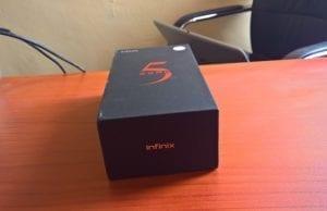 Infinix Zero 5 Unboxing on NaijaTechGuide