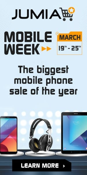 Jumia Mobile Week 300x600 Banner