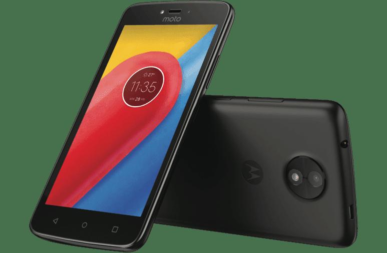 3 Motorola Moto C
