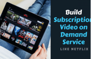 Build a Subscription Video on Demand Service