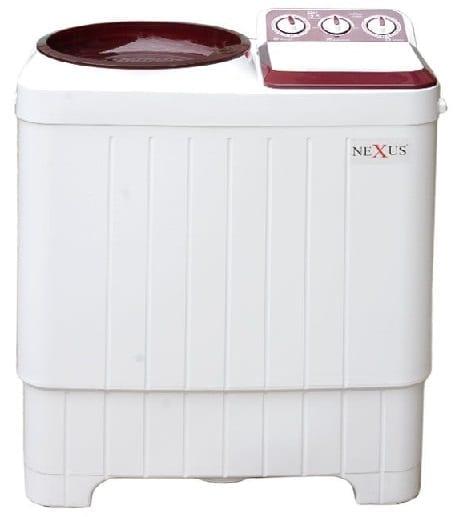 Nexus NX-WM-7SAS 7kg Twin Tub Washing Machine