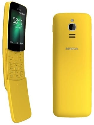 Nokia 8110 4G Banana Phone