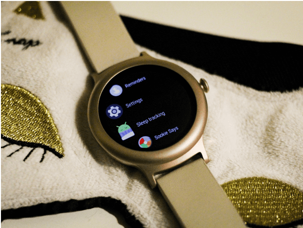 Smartwatch for Sleep Tracking