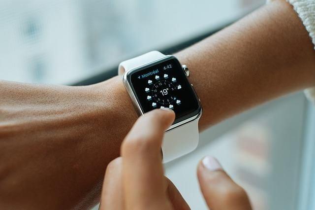 Smartwatch on the Wrist