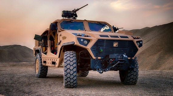 AJBAN LRSOV - Defense Vehicles That Showcase the Best of Military Technology