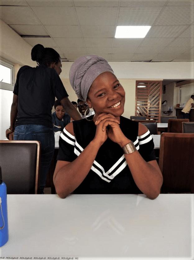 Beautiful Girl Smiling - taken with Tecno Camon X
