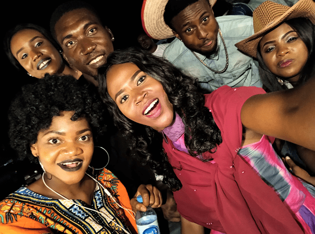Selfie / Wefie taken at Night with the Tecno Camon X