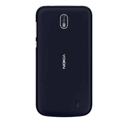 Nokia 1 Rear View