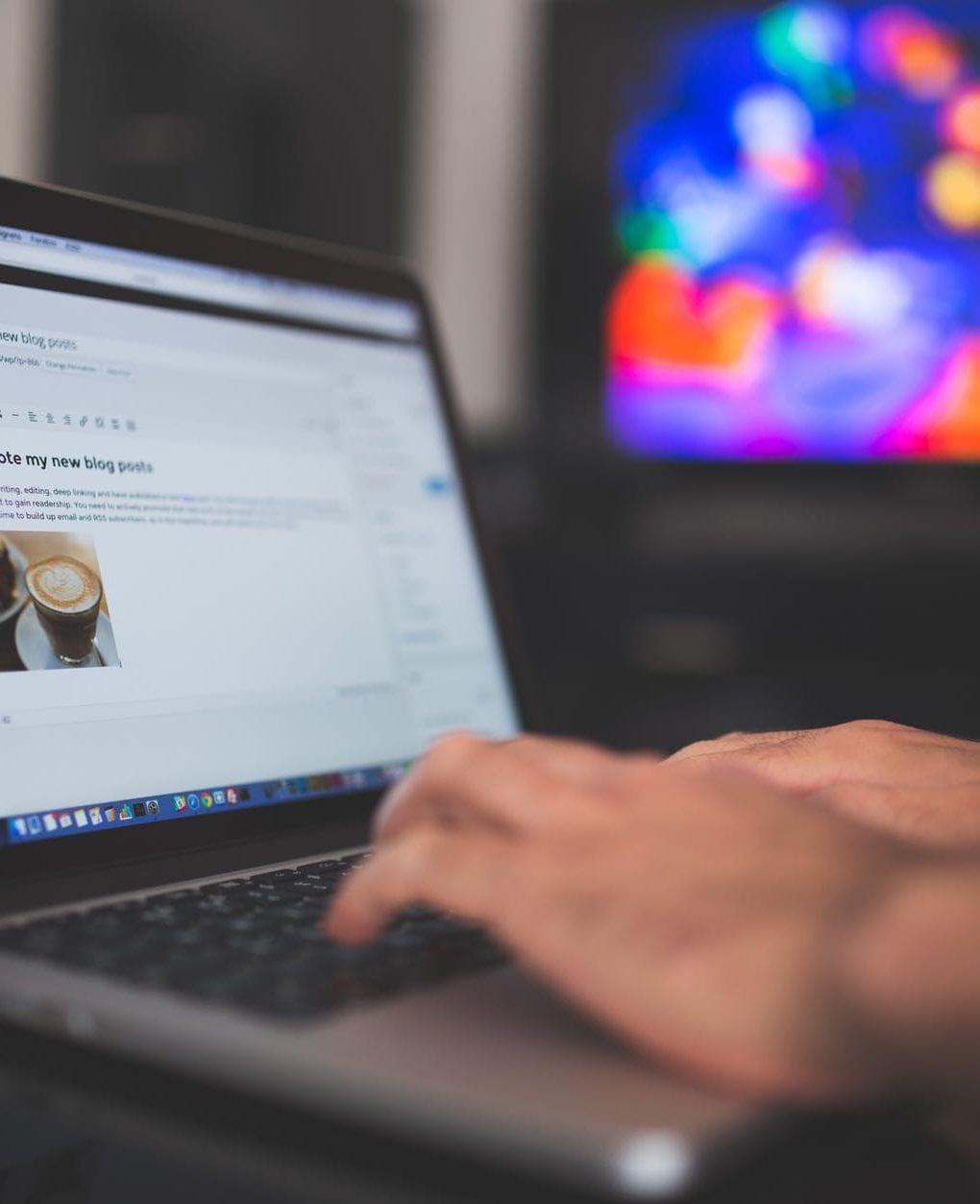Creating a WordPress Site