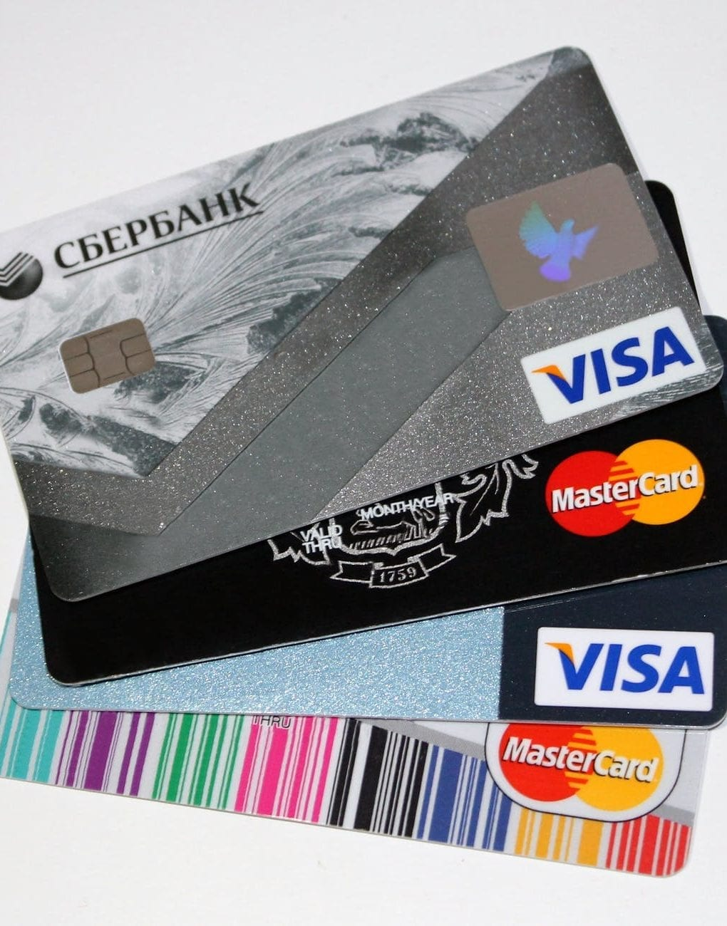 Debit / Credit Cards