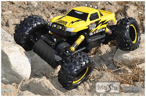 RC Rock Crawler Truck